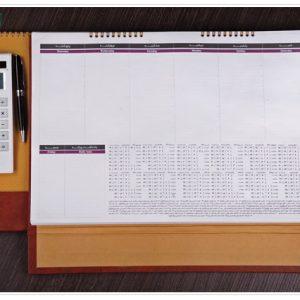 تولید تقویم رومیزی اختصاصی سال 97