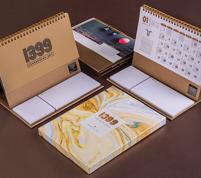 تقویم رومیزی ۱۴۰۰ لاکچری هنر مفهومی