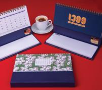 تقویم رومیزی ۱۴۰۰ پارسه یادداشت دار