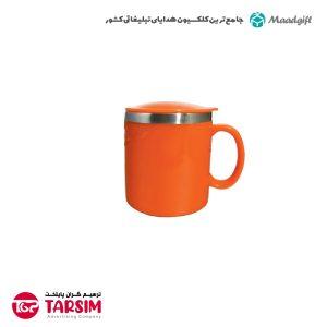 لیوان تبلیغاتی فلزی 2158